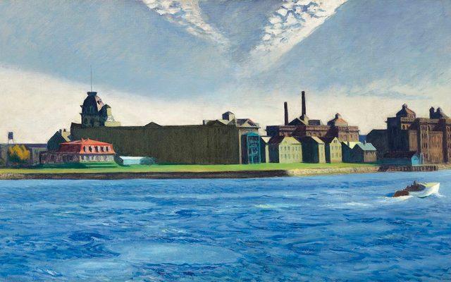 Edward Hopper, Blackwell's Island