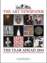 The Art Newspaper (cover)