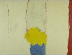 "Theodoros Stamos ""Classic Boundaries IV,"" 1961 Oil on canvas"