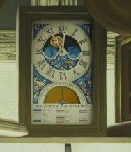 "Max Ferguson, ""Time,"" detail."