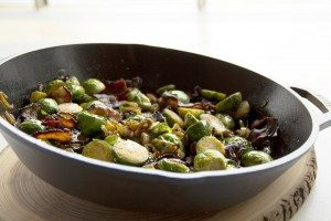 Sprouts dish
