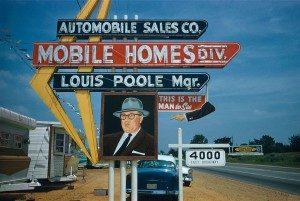 Inge Morath Outside Memphis, Tennessee, 1960 © Inge Morath/Magnum Photo