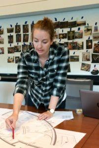 Crystal Bridges' Exhibition Designer Jessi Mueller