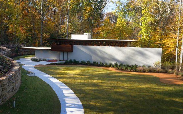 Frank Lloyd Wright Bachman-Wilson House