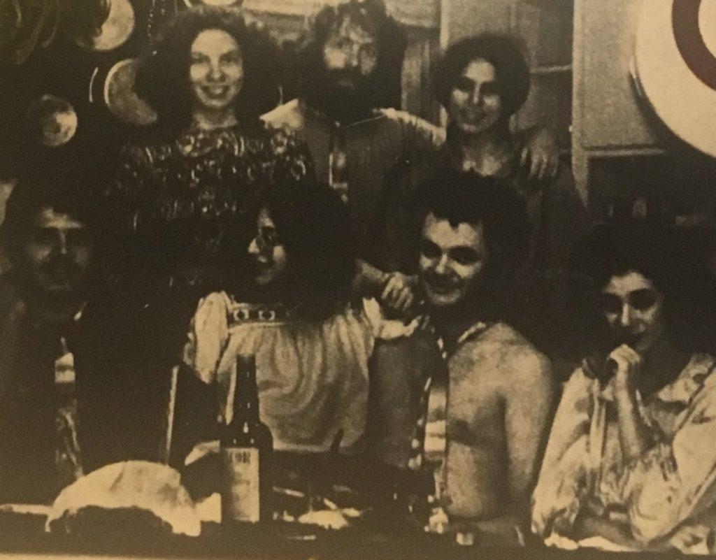 Crescent Dragonwagon and friends, ca. 1972
