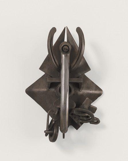 Melvin Edwards, born 1937 Afro-Phoenix #2, 1963 Welded steel Courtesy of the artist and Alexander Gray Associate, New York/Stephen Friedman Gallery, London