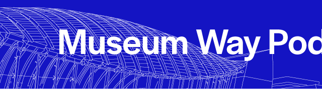 Museum Way Podcast icon