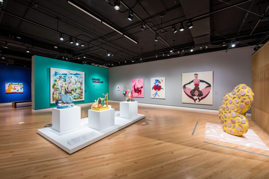 The Beyond: Georgia O'Keeffe and Contemporary Art is on view through Sept 3.