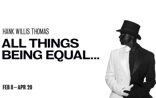 Hank Willis Thomas All Things Being Equal exhibition