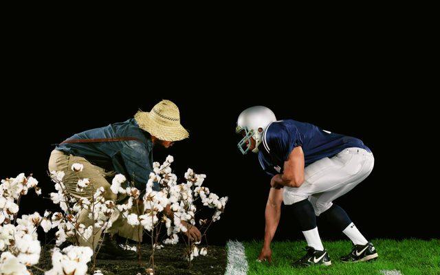 Hank Willis Thomas, The Cotton Bowl