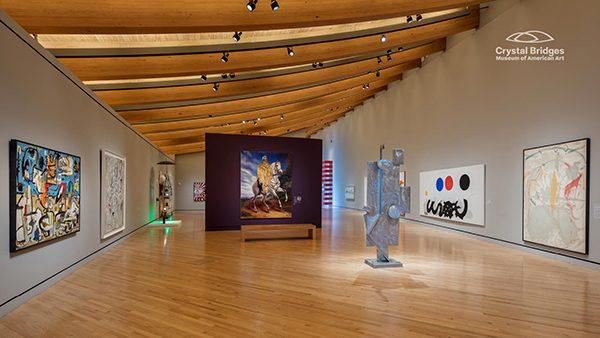 Crystal Bridges Gallery 3