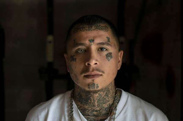 Frank A. Blazquez, Mexican-American, born 1989, Carlos, Albuquerque, NM, 2018, chromogenic print, 40 × 55 1/2 in. (101.6 × 141 cm), framed: 44 3/4 in. × 58 3/4 in. × 1 in., on loan from the artist, Frank A. Blazquez.