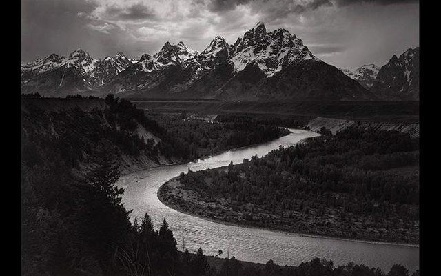Ansel Adams, The Tetons and Snake River, Grand Teton National Park, Wyoming
