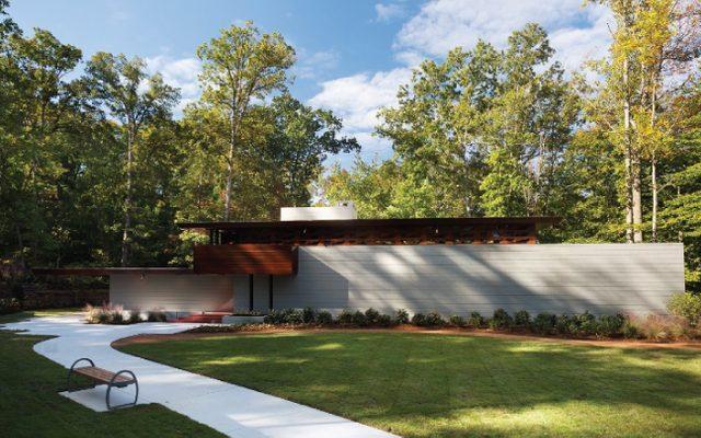 Bachman-Wilson House Exterior