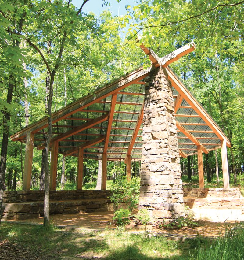 North Forest Shelter