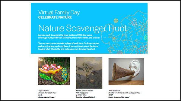 Nature Scavenger Hunt thumbnail