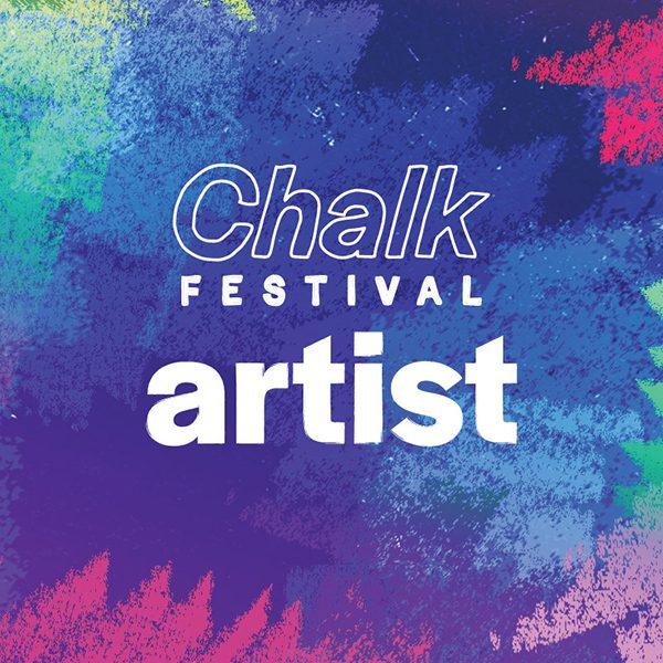 Chalk Festival artist