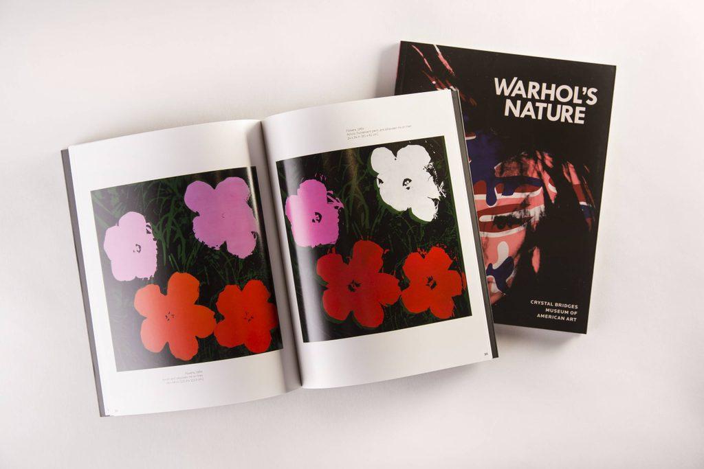 Warhol's Nature catalog