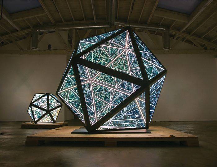 Anthony James, Portal Icosahedron