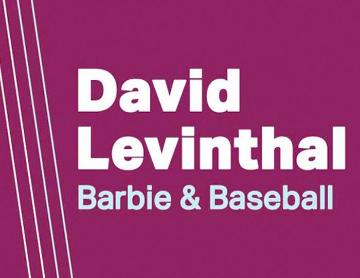 David Levinthal: Barbie & Baseball