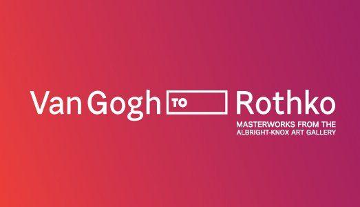 Van Gogh to Rothko