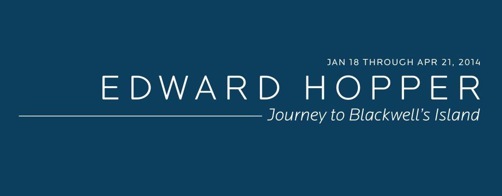 Edward Hoppe: Journey to Blackwell's Island