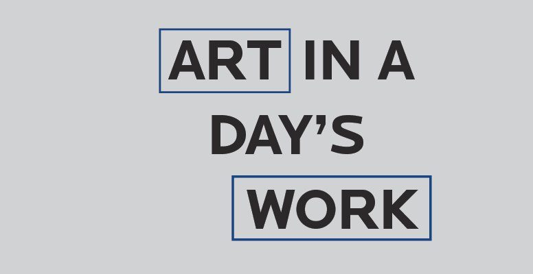 Art in a Day's Work