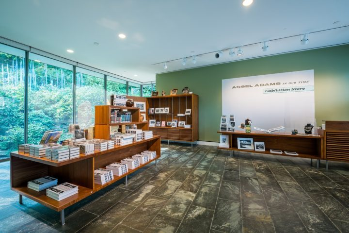 Ansel Adams: In Our Time Exhibition Store