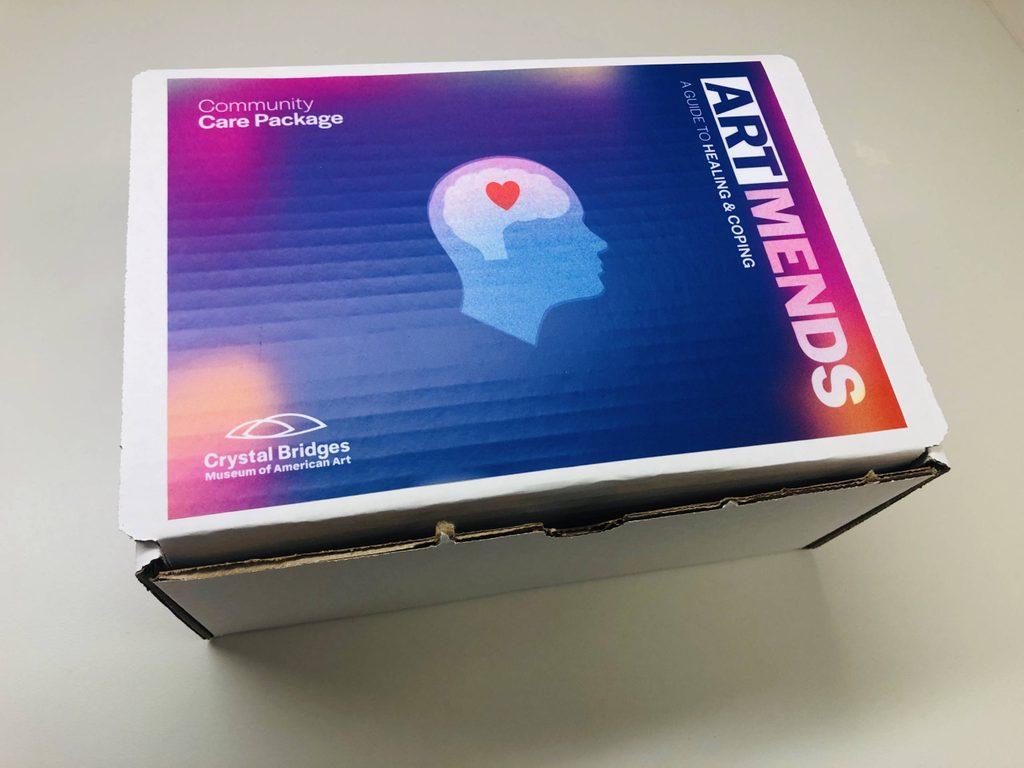 Art Mends box