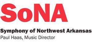 Symphony of Northwest Arkansas logo