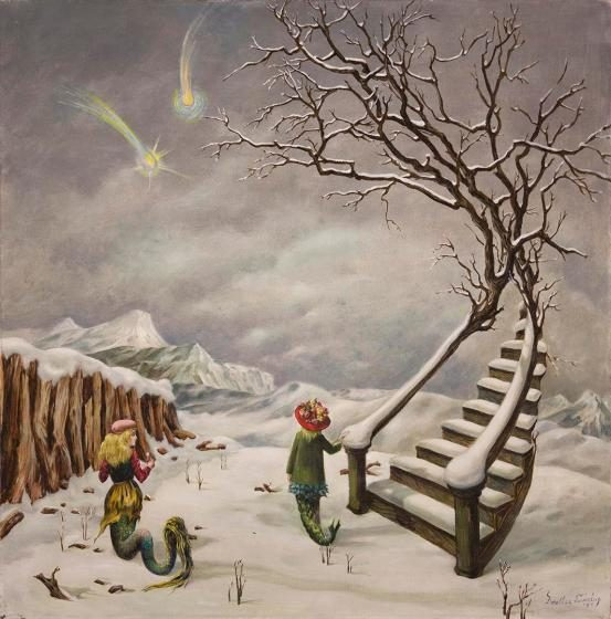Dorothea Tanning, The Truth About Comets