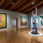 Crystal Bridges Modern and Contemporary gallery