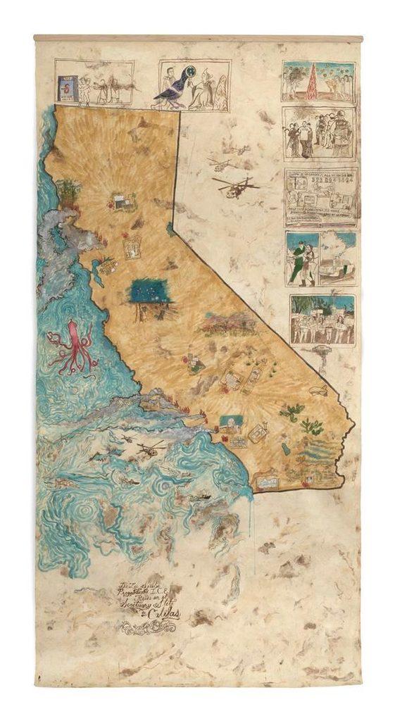Sandy Rodriguez, De las Señales y Pronósticos and I.C.E. Raids de Califas