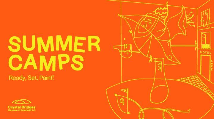 Summer Camp: Ready, Set, Paint