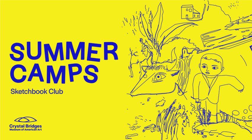 Summer Camp Sketchbook Club