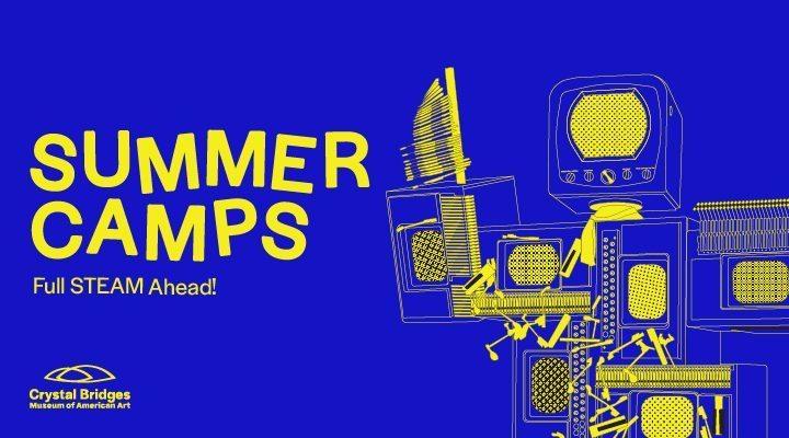 Summer Camp: Full STEAM Ahead