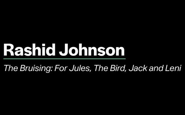 Rashid Johnson installation