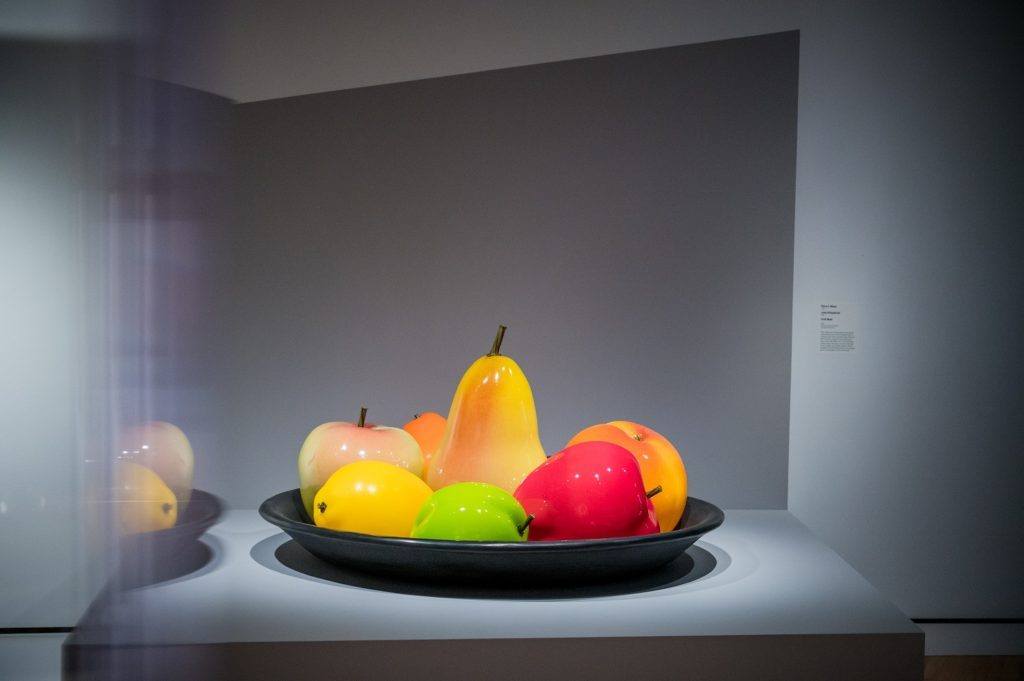Flora C. Mace and Joey Kirkpatrick, Fruit Bowl