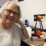 Crystal Bridges volunteer Georgena Duncan