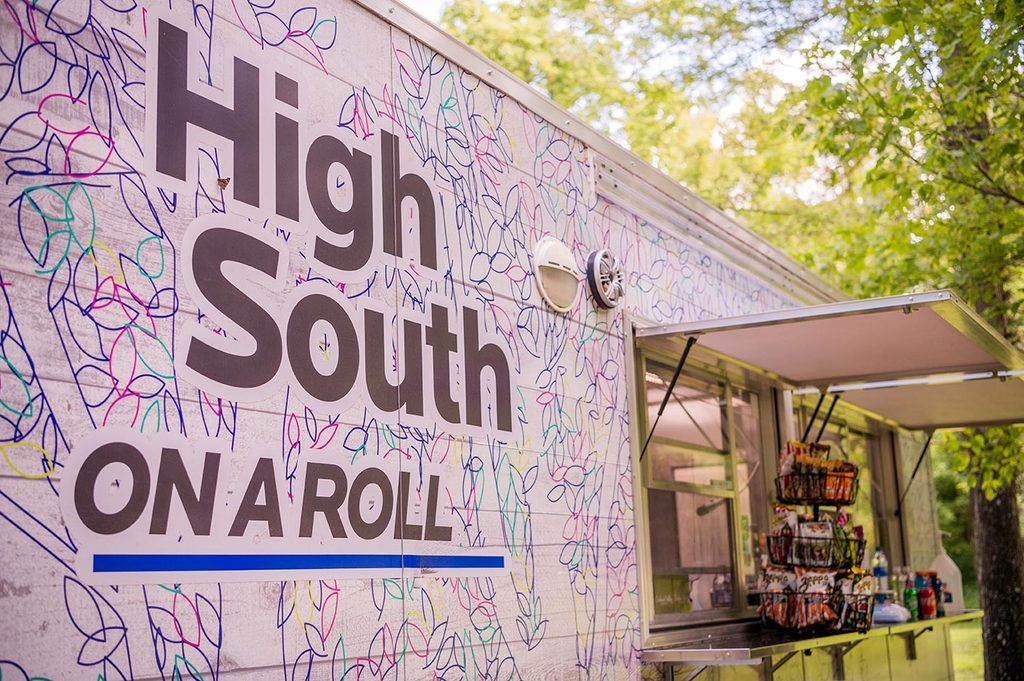 High South on a Roll Food Truck