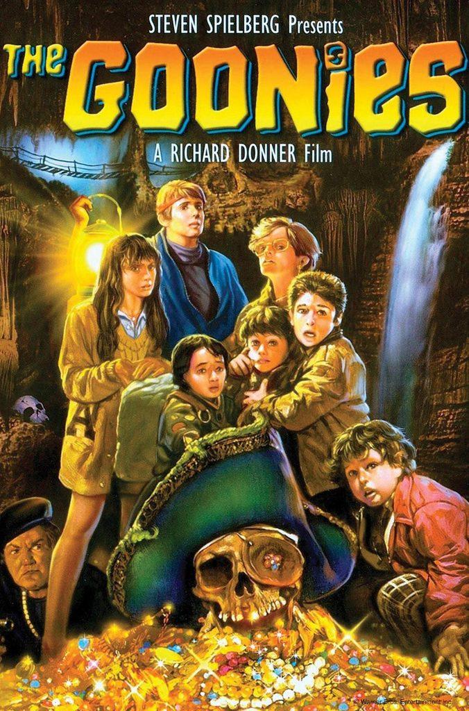 Steven Spielberg's The Goonies