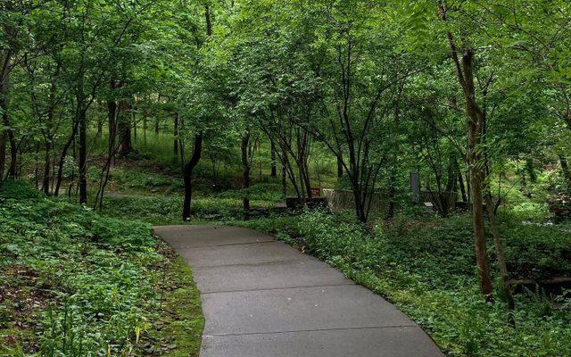Compton Gardens Trail