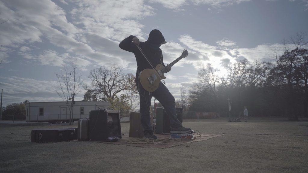 Guitarist Craig Colorusso