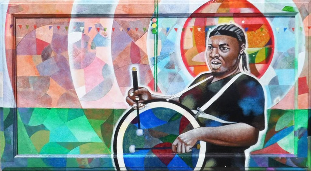 The Drummer by Carl Joe Williams