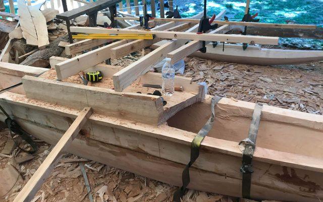 Wa Kuk Wa Jimor/Canoe of One Community
