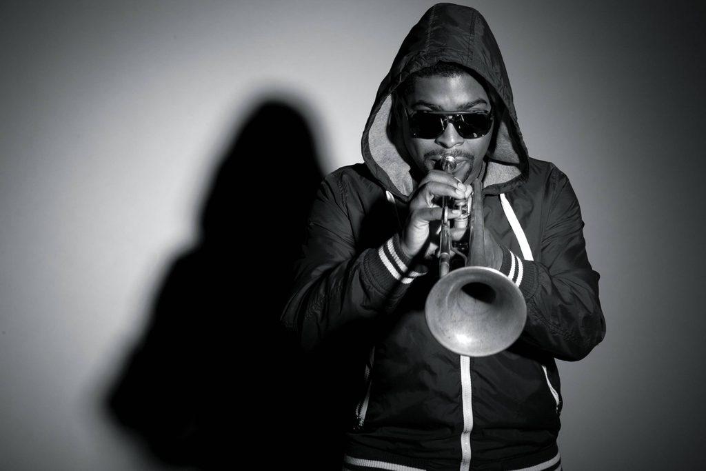 Trumpeter Corey Wilkes